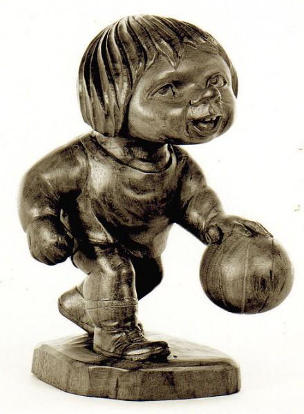 Der Basketballer