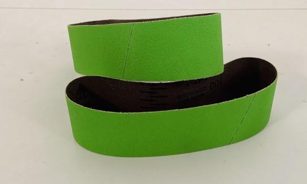 Keramikschleifbänderfür die HT5000 versch. Körnungen
