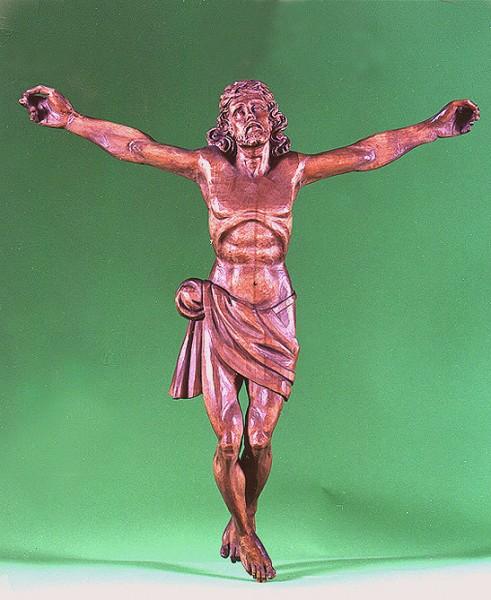 Corpus, triumphierender ausdruck