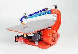 Hegner Multicut- 1 mit elektrischem Fußpedal
