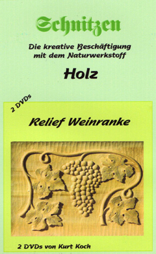 DVD-Film Relief Weinranke