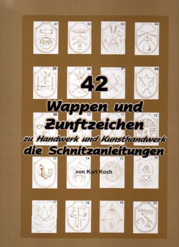 42 Wappen und Zunftzeichen