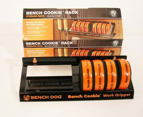 Wandhalterung für Bench Cookie- Werkstückauflagen