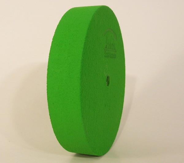 KOCH-Schärfscheibe GRÜN Durchmesser 150mm, Breite 30mm, Bohrung 12mm