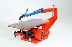 Hegner Multicut- Quick mit elektrischem Fußpedal
