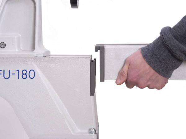Twister FU-180 Schnellwechselsystem EASY CHANGE