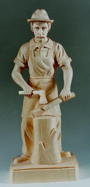 Der Holzhacker