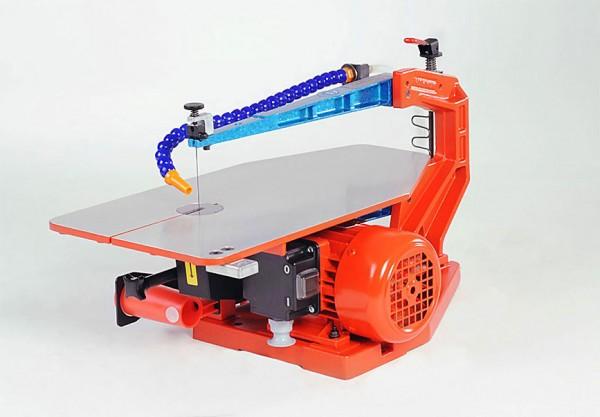 Hegner Multicut- 1 mit elektronischer Drehzahlregelung