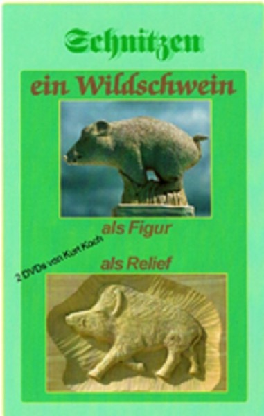 DVD-Film Ein Wildschwein