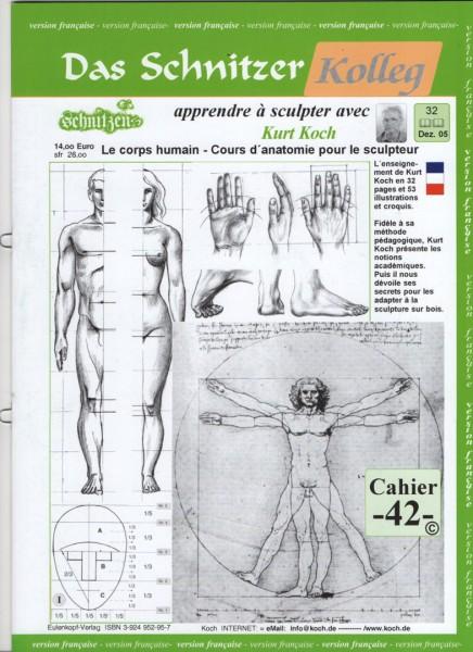 Kolleg Nr. 42- Anatomie- nur auf Französisch