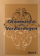 Ornamente und Verzierungen Band 2
