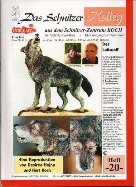Kolleg Nr. 20 Der Wolf