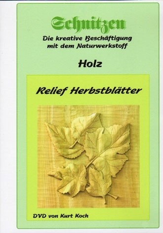 DVD-Film Relief Herbstblätter