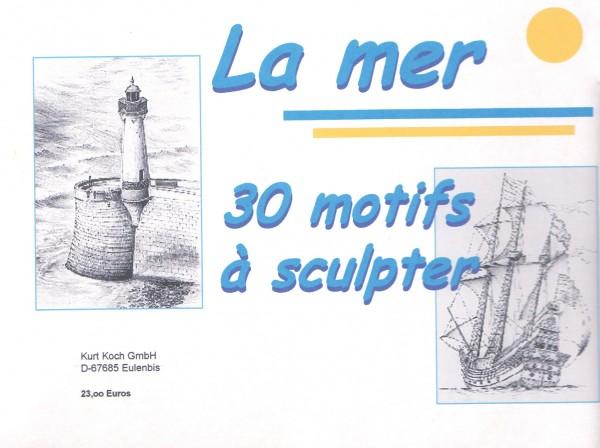 Sammlung von 30 Zeichnungen : rund ums Meer