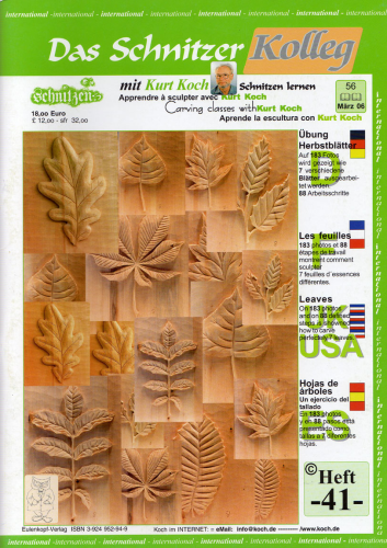 Kolleg Nr. 41 Sieben Blätter