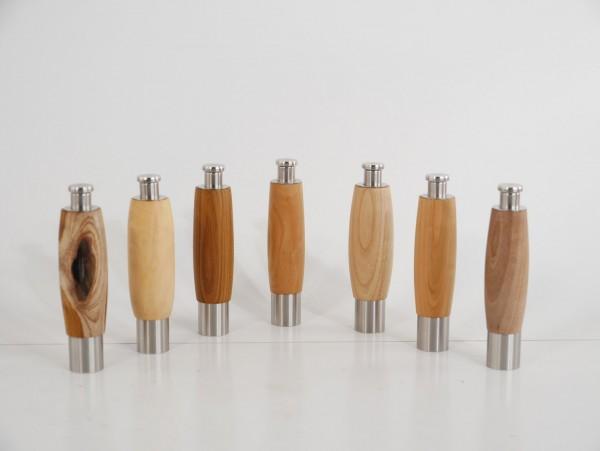 Pump N Grind Pfeffermühle mit Holz