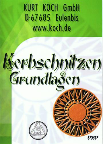 DVD-Film Kerbschnitzen Die Grundlagen