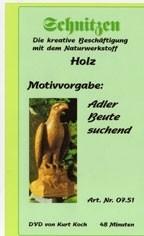 DVD-Film Adler Beute suchend