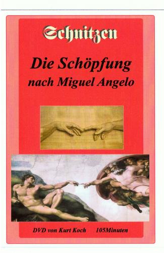 DVD-Film Die Schöpfung nach Michelangelo